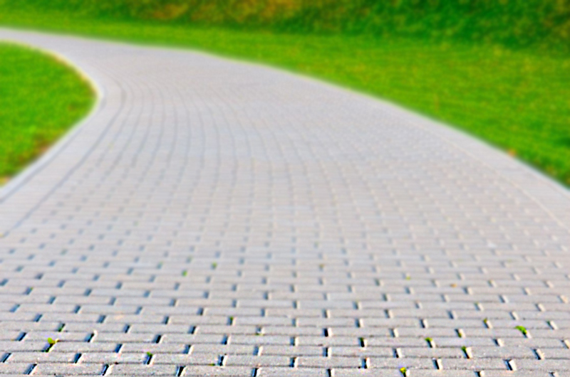 benefits of permeable pavers on your landscape