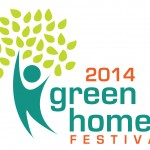 green homes logo, green landscaping