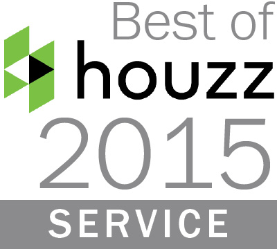 Best of Houzz 2015 Service Award St. Louis MO Landscaping