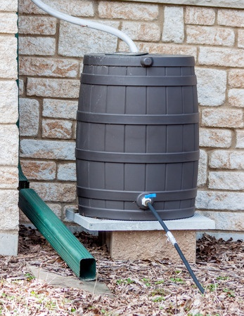St. Louis Eco-friendly Rain Barrel