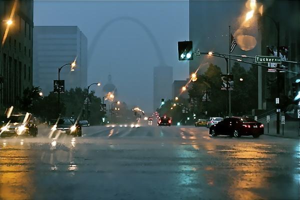 St. Louis Rain