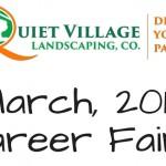 Quiet Village Career Fair