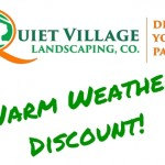landscape discount february