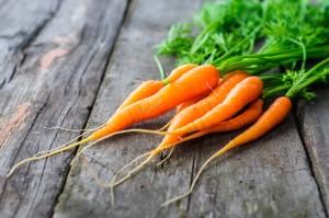 carrots home garden
