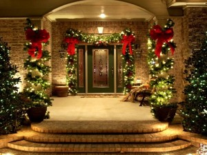 holiday decor outdoor