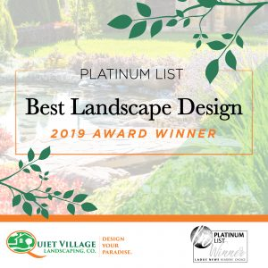 Best Landscape Design Award St. Louis Ladue News