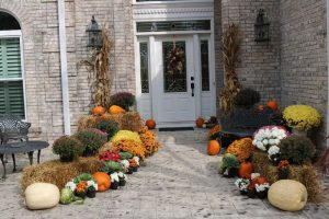 fall decor displays st louis