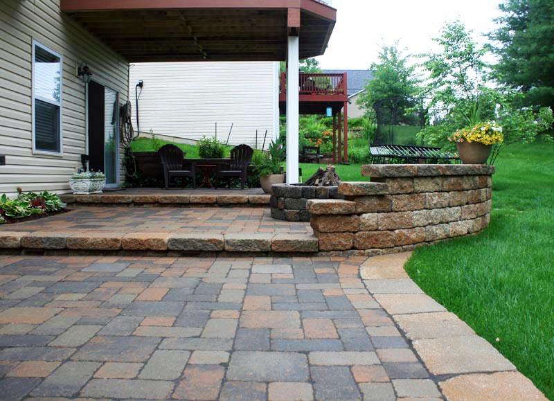 Patio Construction In St Louis Landscape Design Service