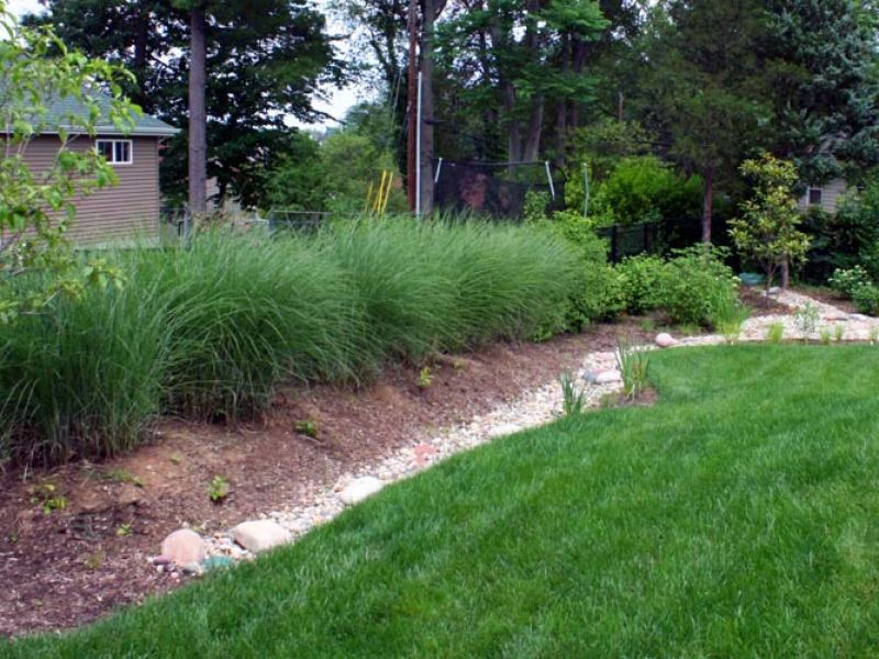 Lawn grading st louis landscaping services st louis for Landscape design st louis