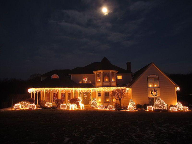 holiday lights - Christmas Lights St Louis