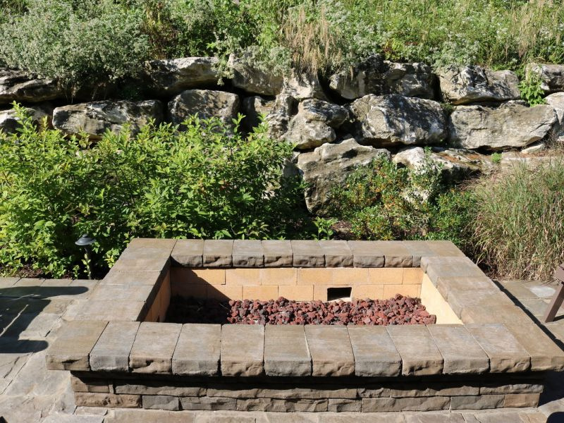 Rsz Outdoor Fire Pit Installation