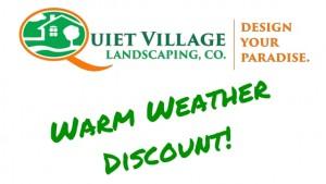 landscape discount february