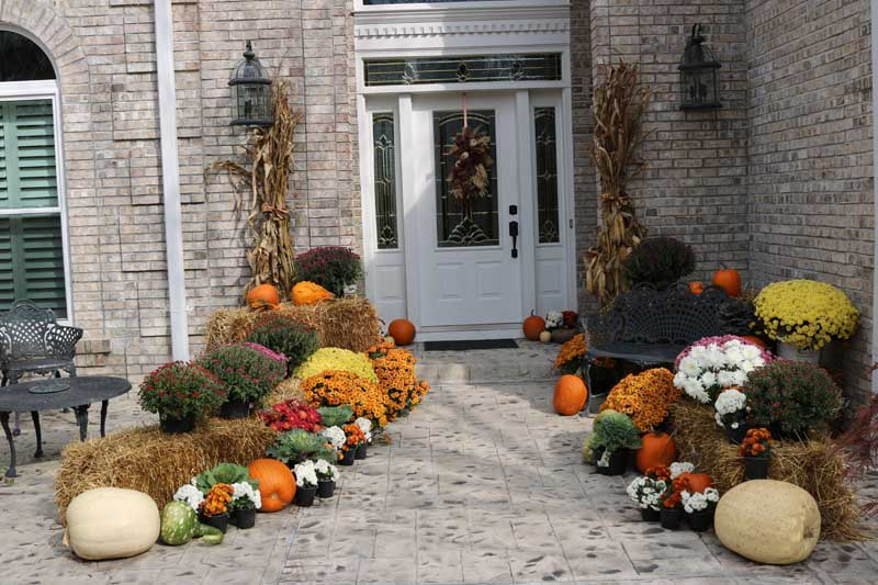 Best Ideas For Outdoor Fall Decor In St Louis