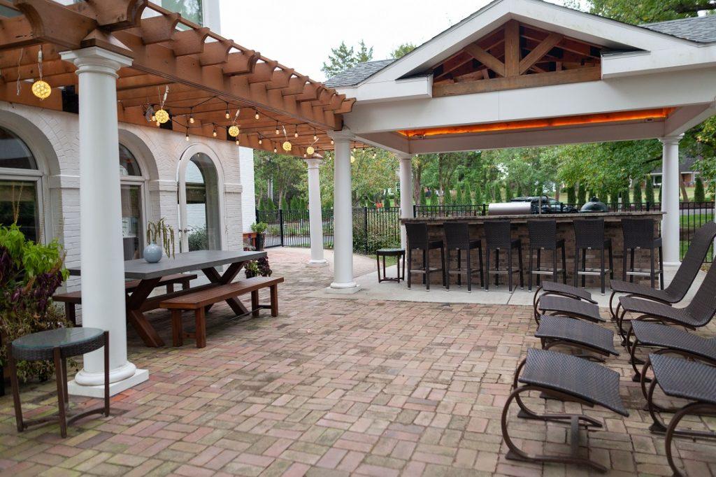 outdoor kitchen st louis
