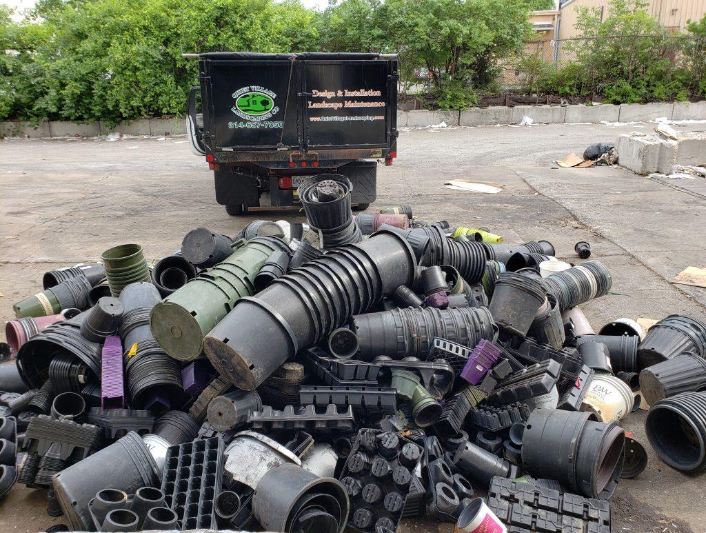 Reusing Plastic Pots for Gardening St. Louis