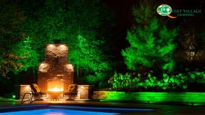 Custom outdoor lighting st. louis