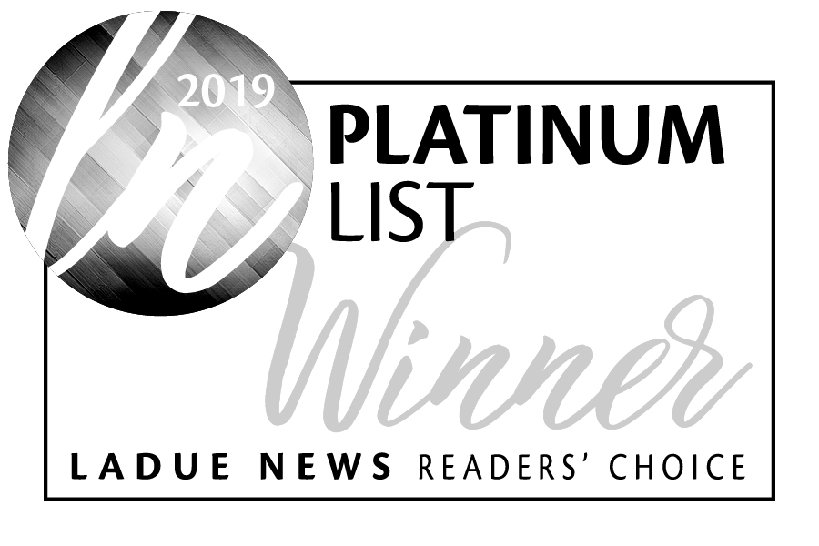 Ladue News Platinum List Award Winner5773