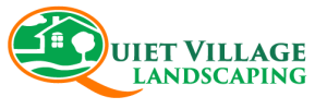 Quiet Village Landscaping Logo