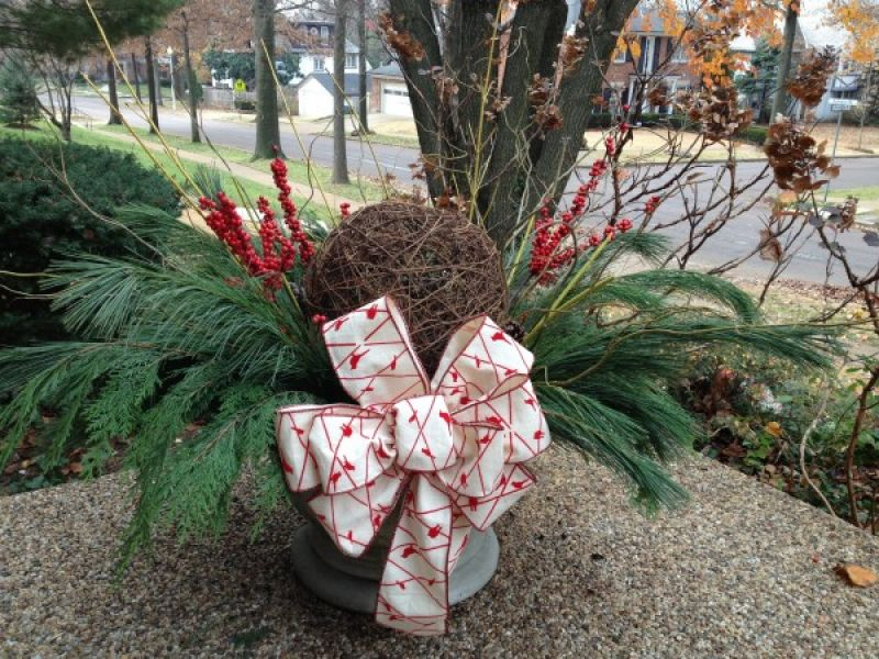 Outdoor Christmas Decor3890