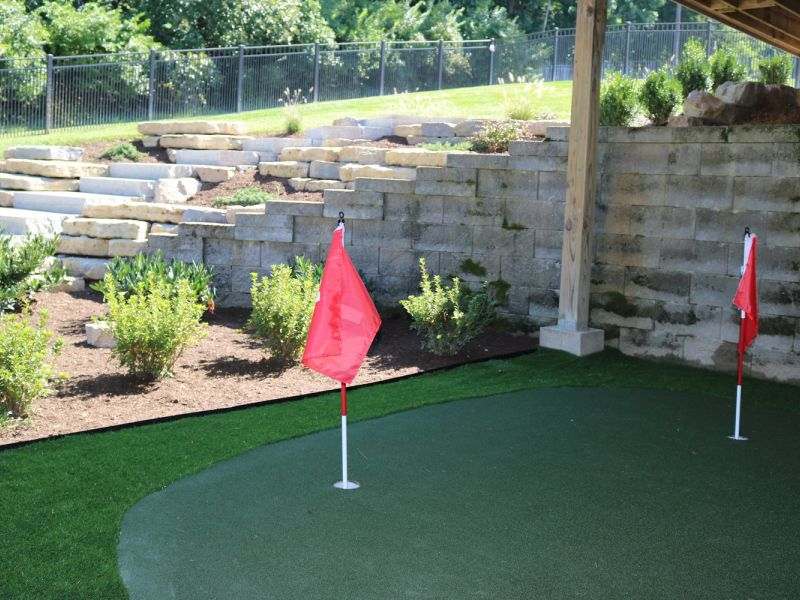 Rsz Custom Putting Green St Louis