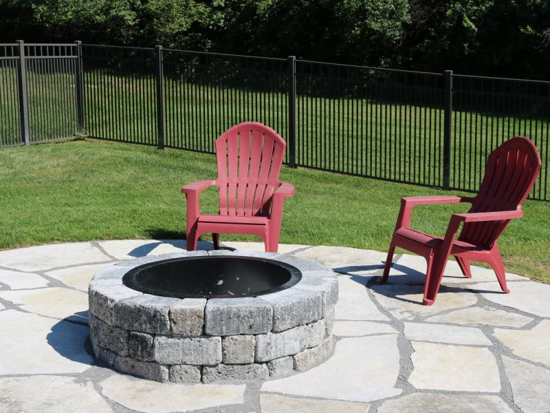 Rsz Outdoor Fire Place In St Louis